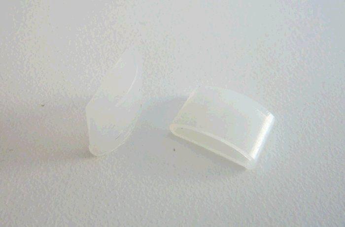 Koncovka TLE pro LED pásek s krytím IP68