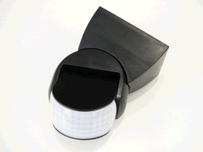 Čidlo TLE pohybové IR, 300-1200W, IP65, 230V - černé