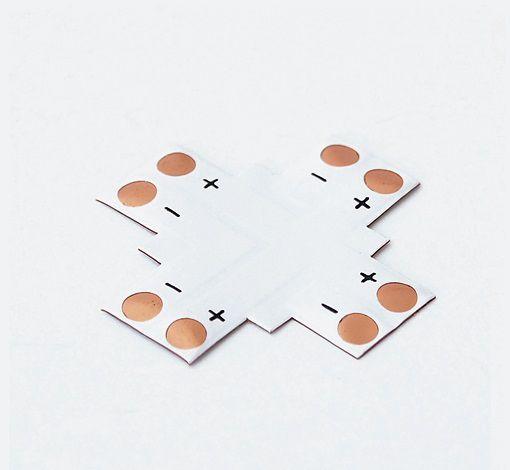 Spojka TLE PCB pro LED pásek X - 8mm