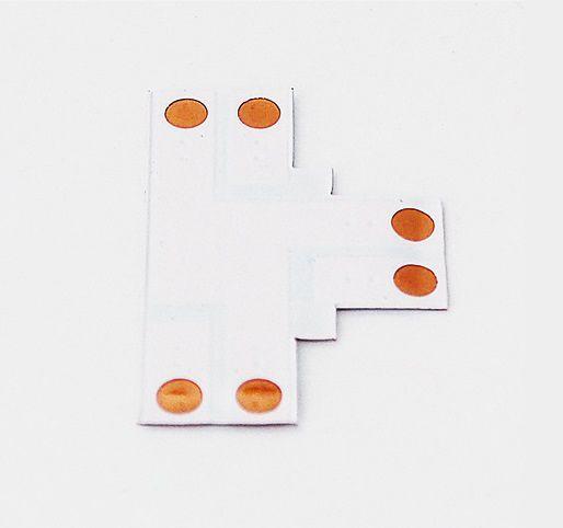 Spojka TLE PCB pro LED pásek T - 10mm