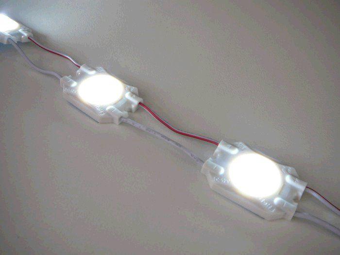 LED modul  TLE 2835 SMD San'an 0,72W, 60lm, studená bílá, 12V - cena je za 1 ks