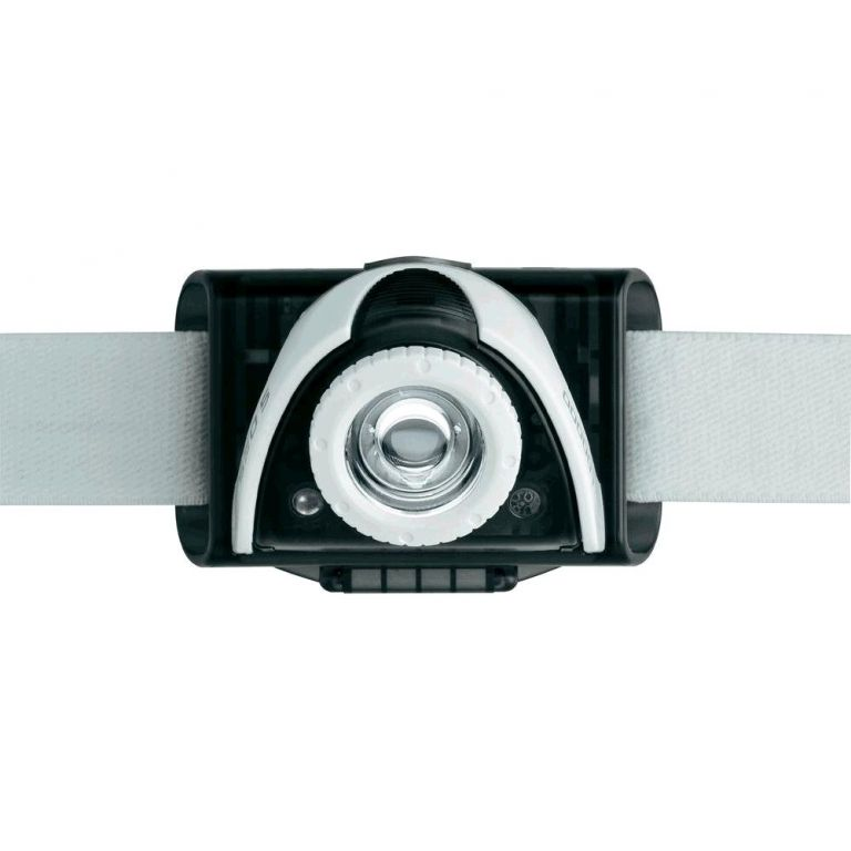 LED čelovka LED Lenser  SEO5 šedá, 3x AAA