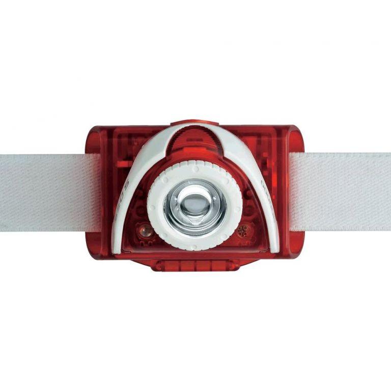 LED čelovka Ledlenser  SEO5 červená, 3x AAA