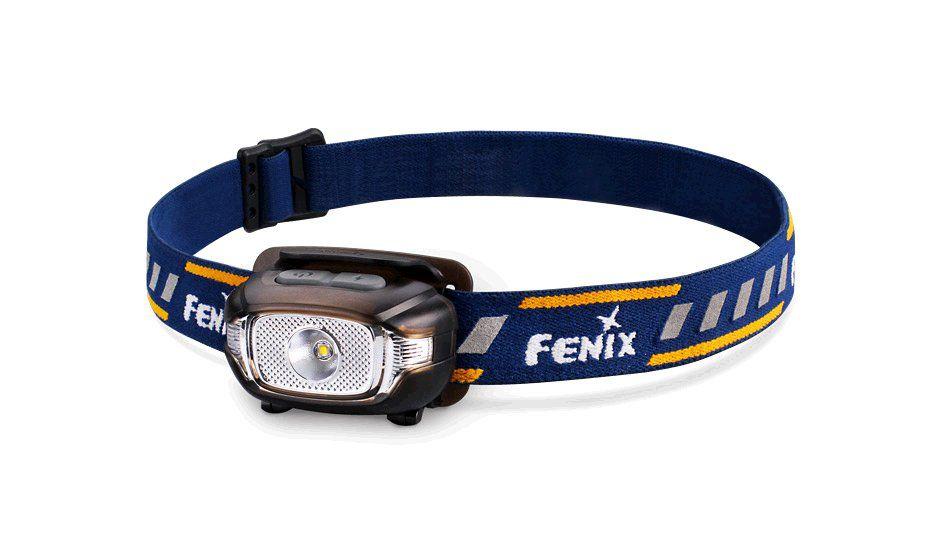 LED čelovka Fenix HL15 pro běžce na kempování i turistiku