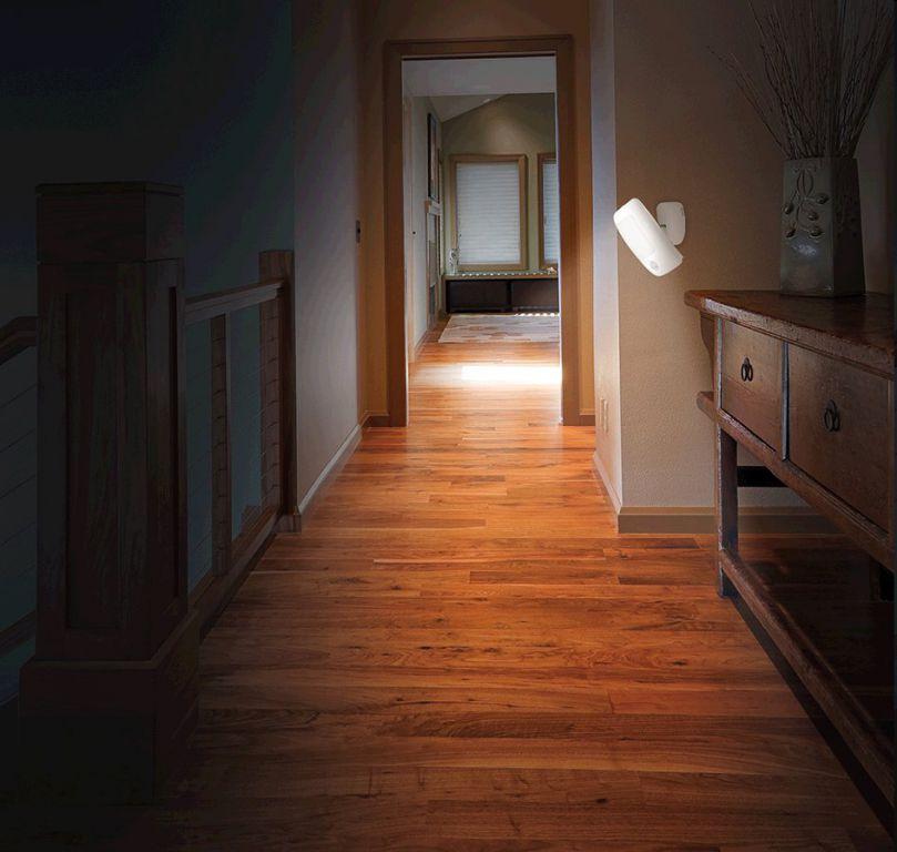 LED svítidlo HQ RS120 s pohybovým senzorem a 3 režimy svícení