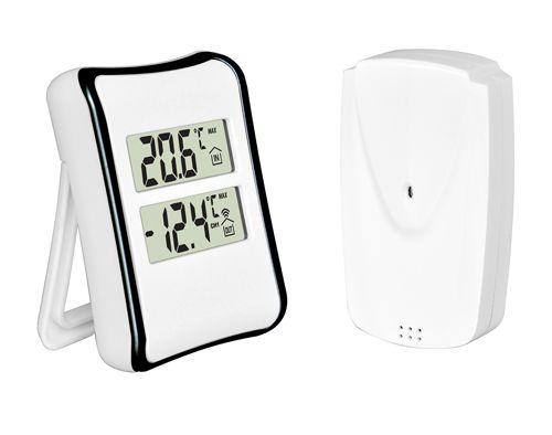 Teploměr Optex 990009 vnitřní a venkovní teplota