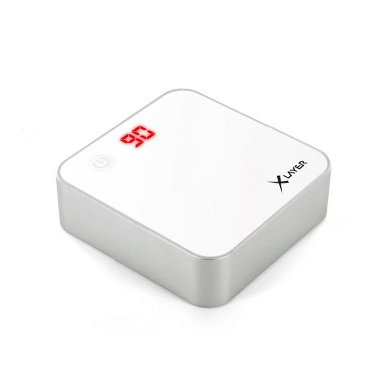 Powerbank XLAYER X-Charger White 6 000 mAh