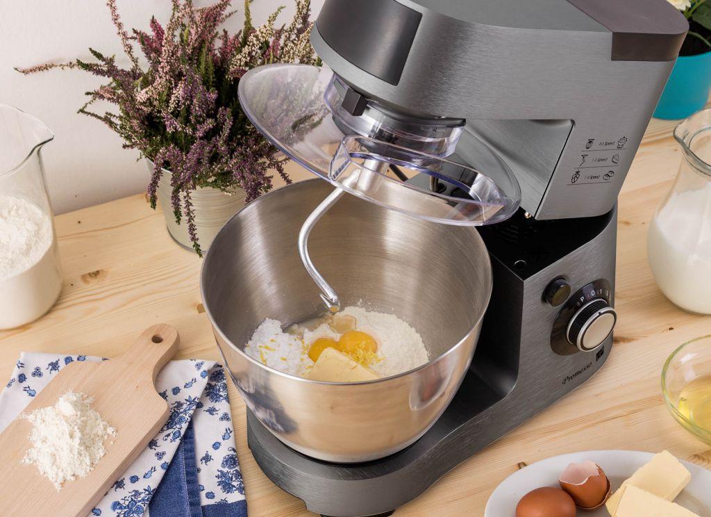 Kuchyňský robot G21 Promesso Iron Grey