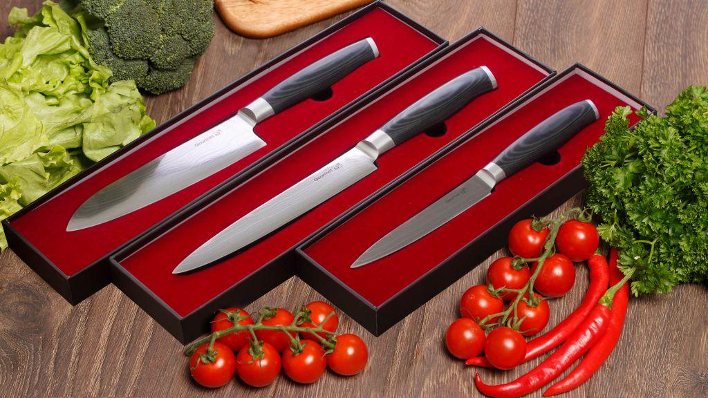 Kuchyňský nůž G21 Gourmet Damascus - 13 cm