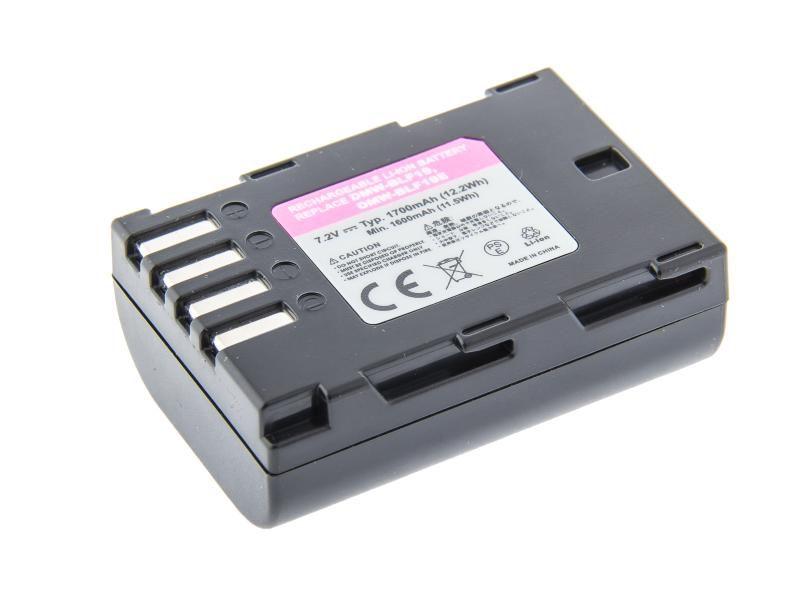 Baterie Avacom Panasonic DMW-BLF19 Li-Ion 7.2V 1700mAh 12.2Wh - neoriginální