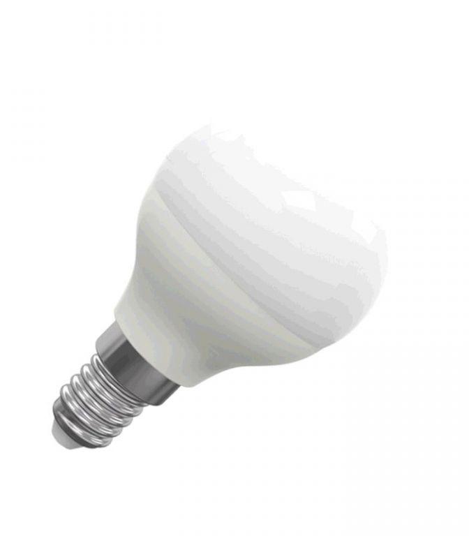 Žárovka Lumenmax LED E14, 230V, 6W, 510lm, teplá bílá