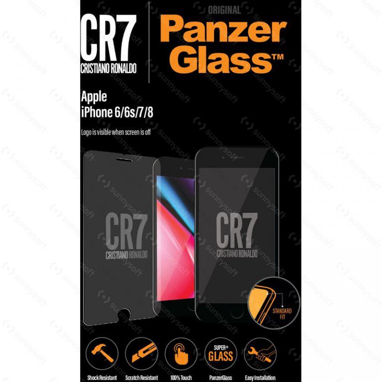 Tvrzené sklo PanzerGlass Standard pro Apple iPhone 6/6s/7/8 čiré CR7