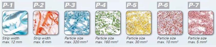 Skartovač AveTECH AT-12C DIN 3, 3,8x50mm, 7 listů, 21l, NBÚ