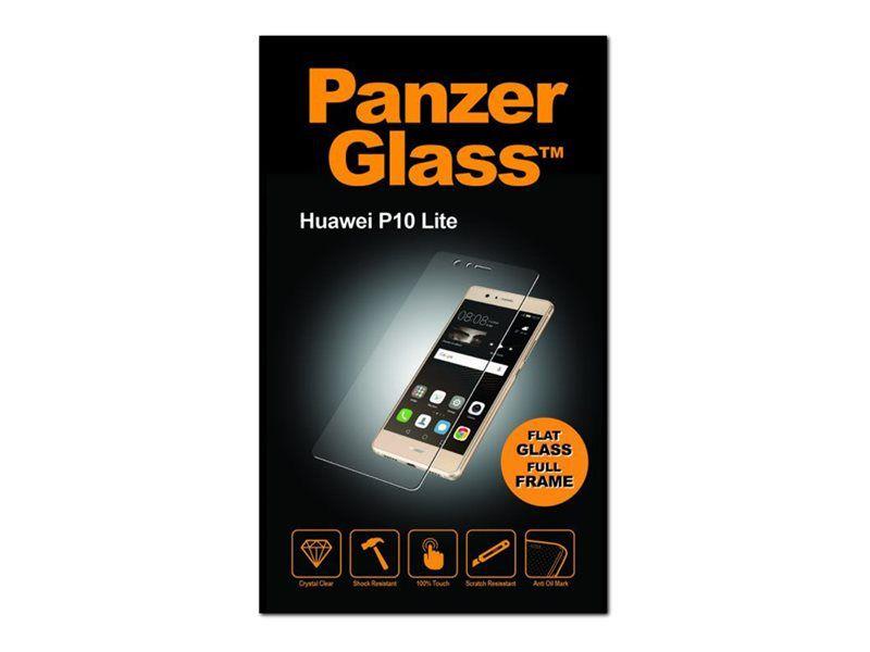 Tvrzené sklo PanzerGlass  Edge-to-Edge pro Huawei P10 Lite čiré