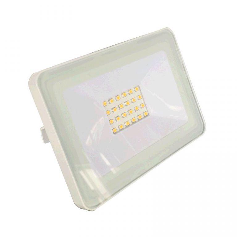 Reflektor Lumenmax LED FL30-SL-CW venkovní, 30W, 2520lm, AC 230V, 6000K, bílý