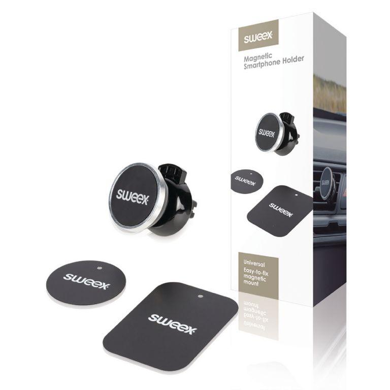 Držák Sweex telefonu univerzální do ventilační mřížky, magnetický