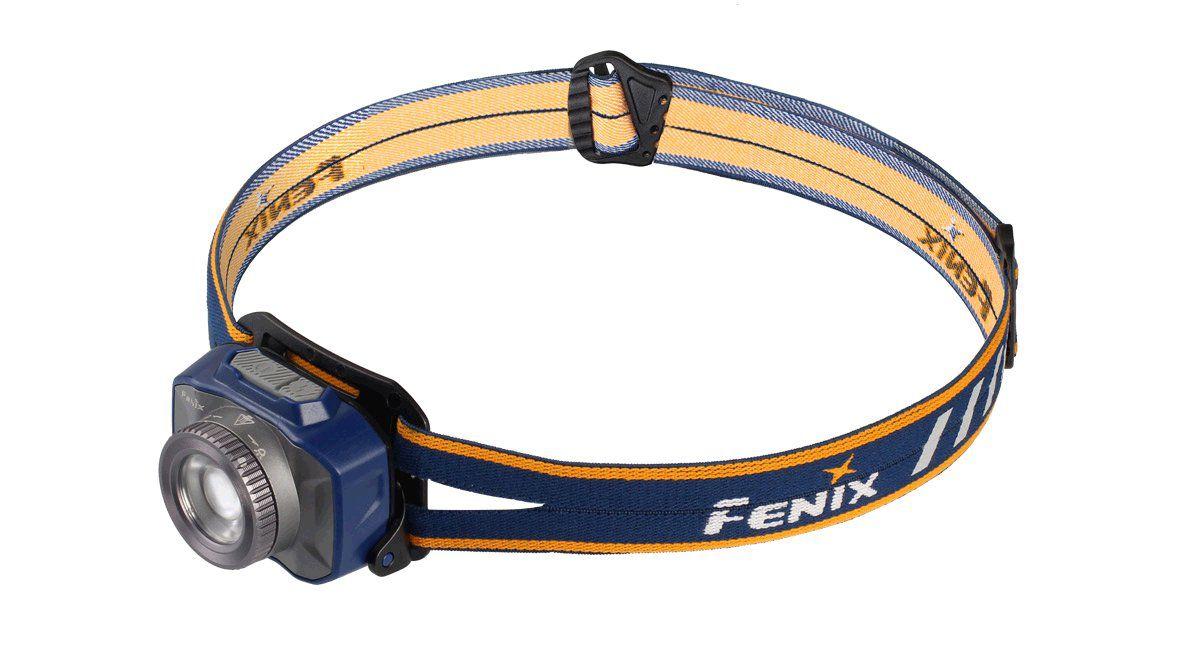 LED čelovka Fenix HL40 šedá