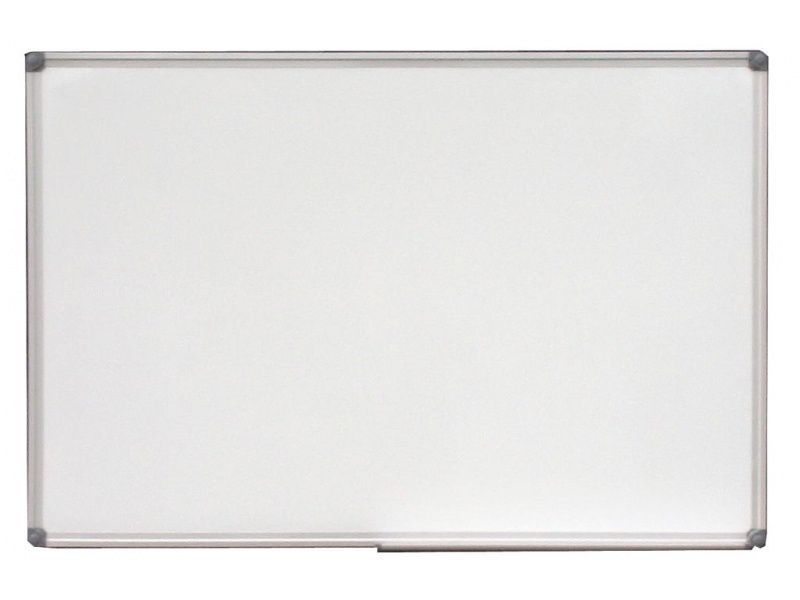 Tabule magnetická White board Classic 90x180cm, lakovaný povrch, hliníkový rám