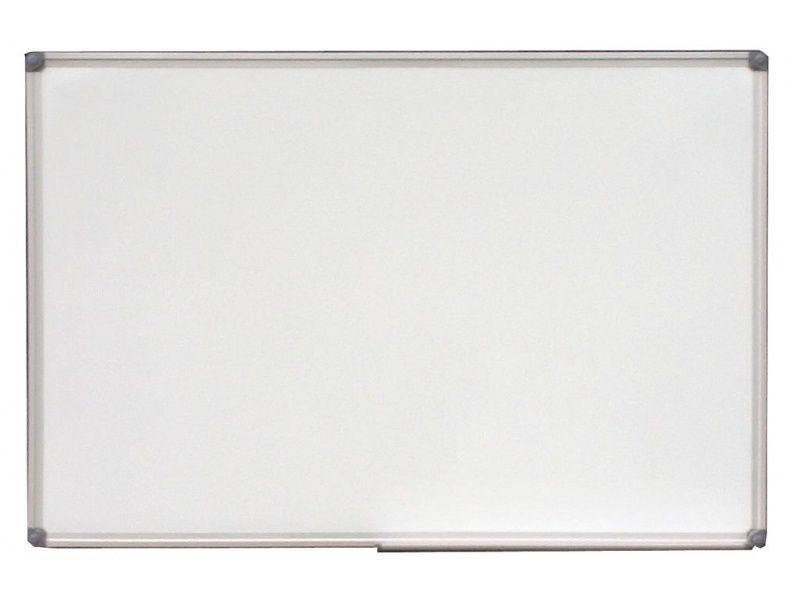 Tabule magnetická White board Classic 120x180cm, lakovaný povrch, hliníkový rám