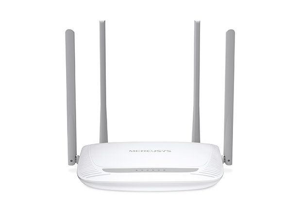 WiFi router TP-Link MERCUSYS MW325R AP/router, 4x LAN, 1x WAN, 2,4GHz 300Mbps