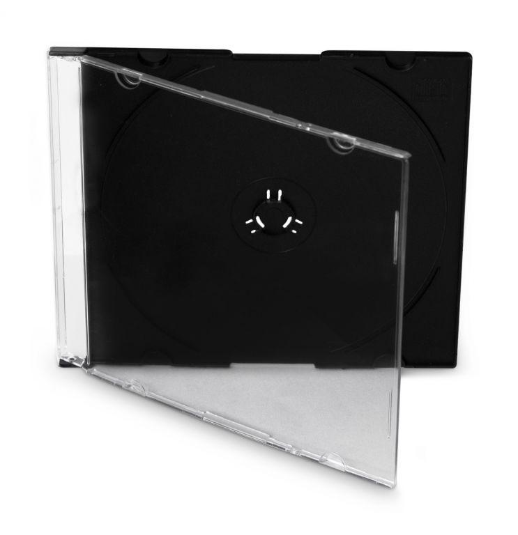 Obal 1 CD 5,2mm slim box + tray – karton 200ks
