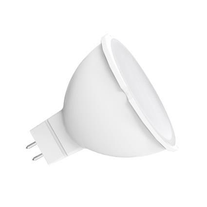 Žárovka Lumenmax LED OSMB6-WW G5.3/MR16 12 SMD, 12V, 6W, 450lm, teplá bílá
