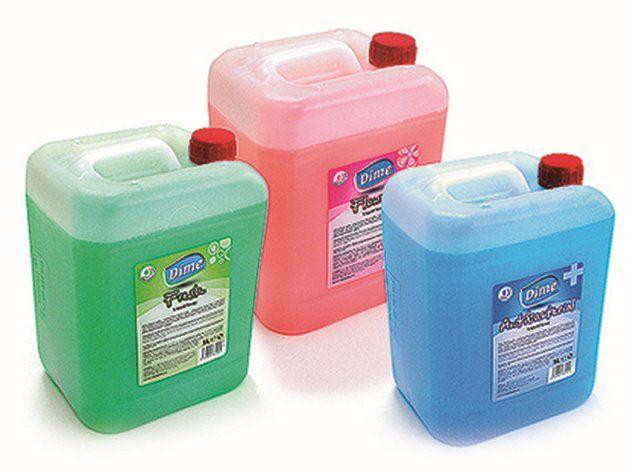 Tekuté mýdlo Cleanex Trade Dime s antibakteriální složkou 5 litrů, 1 ks