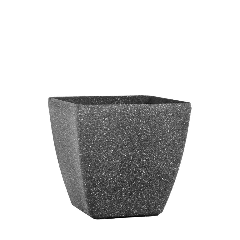 Květináč G21 Industrial Cube 50x48x50