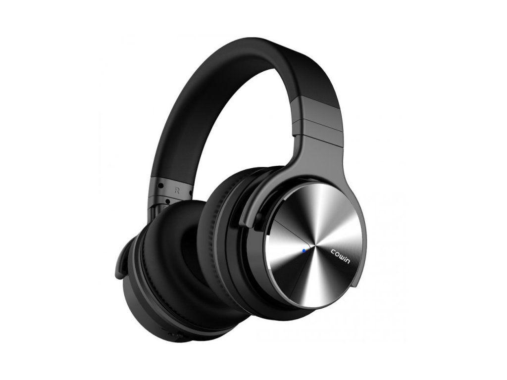 Sluchátka Cowin E7 PRO bezdrátová, bluetooth, s mikrofonem a potlačením šumu