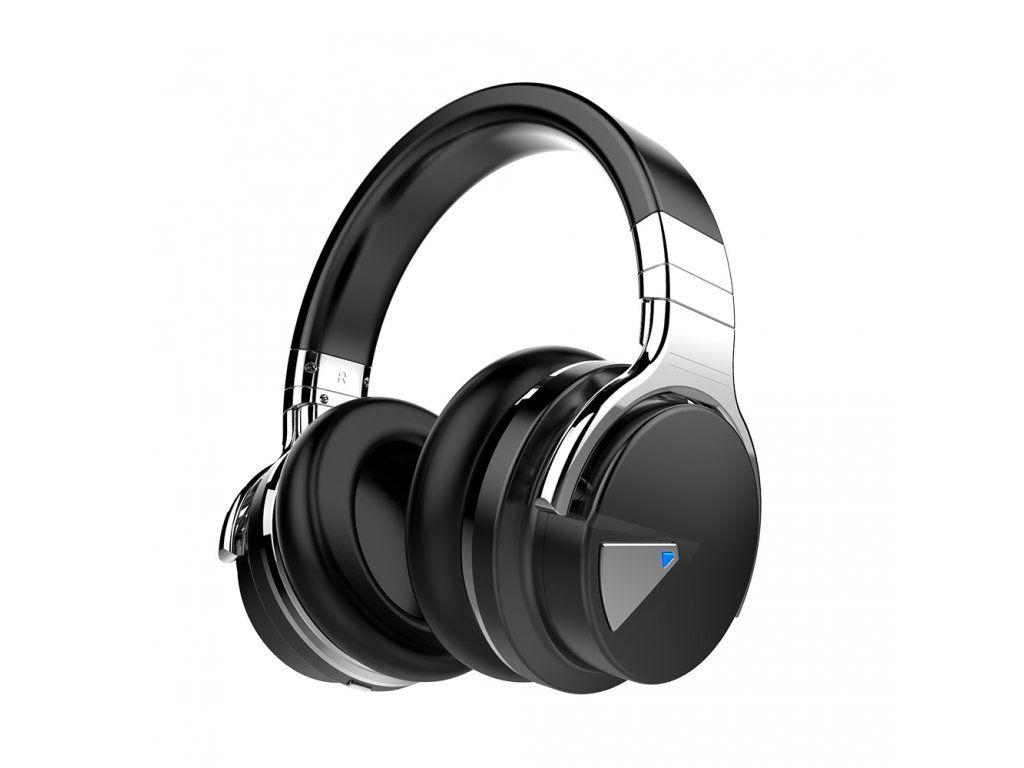 Sluchátka Cowin E7 bezdrátová, bluetooth, s mikrofonem a potlačením šumu
