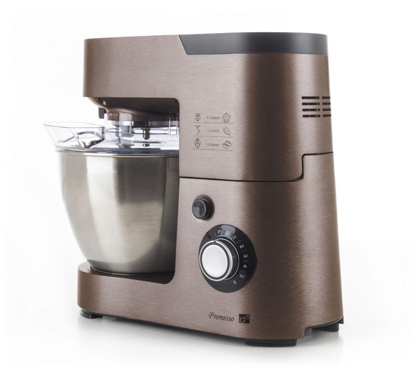 G21 Kuchyňský robot Promesso – hnědý