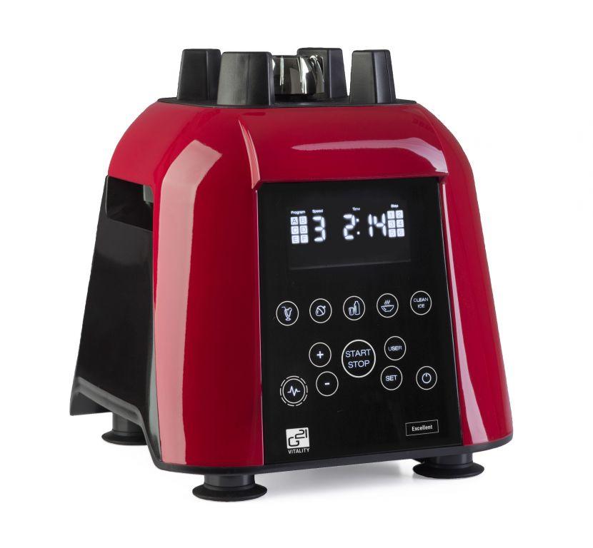G21 Blender Excellent – červený