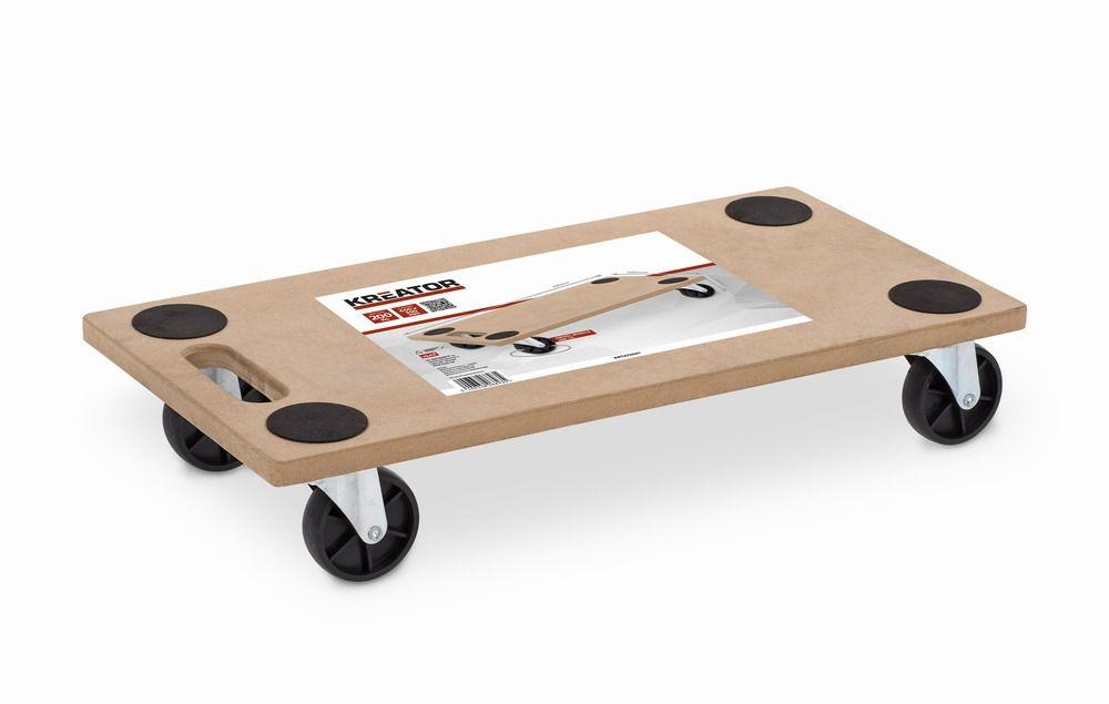Plošinový vozík Kreator KRT670001