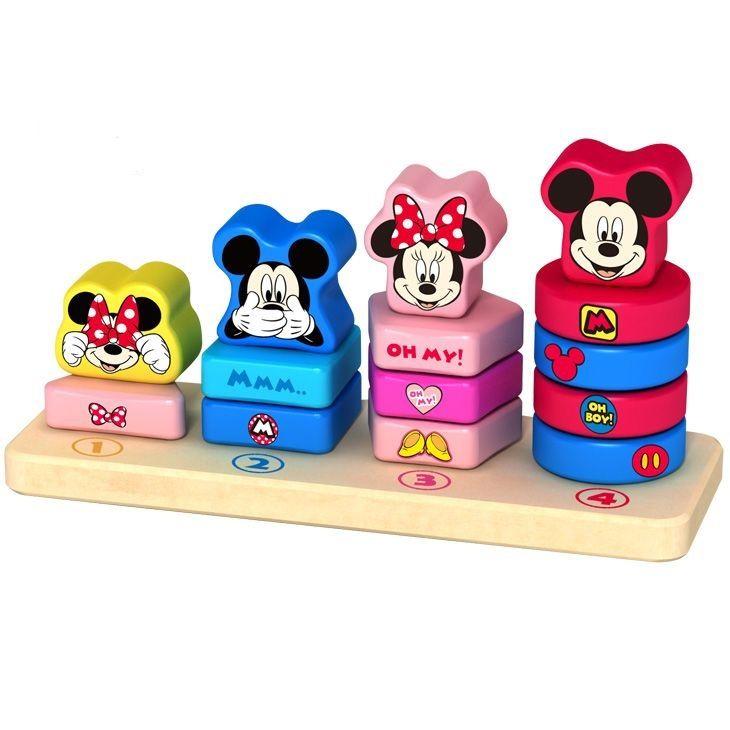 Disney veselé počítání – Mickey a Minnie