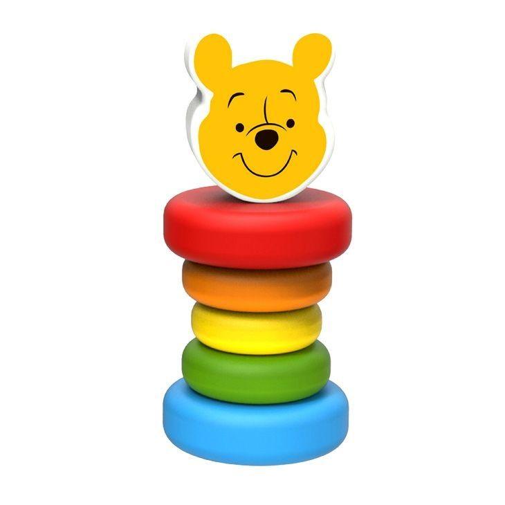 Disney úchopová hračka - Medvídek Pú