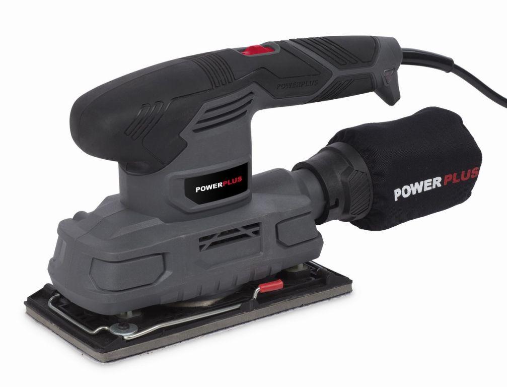Vibrační bruska Powerplus - 90 x 187 mm