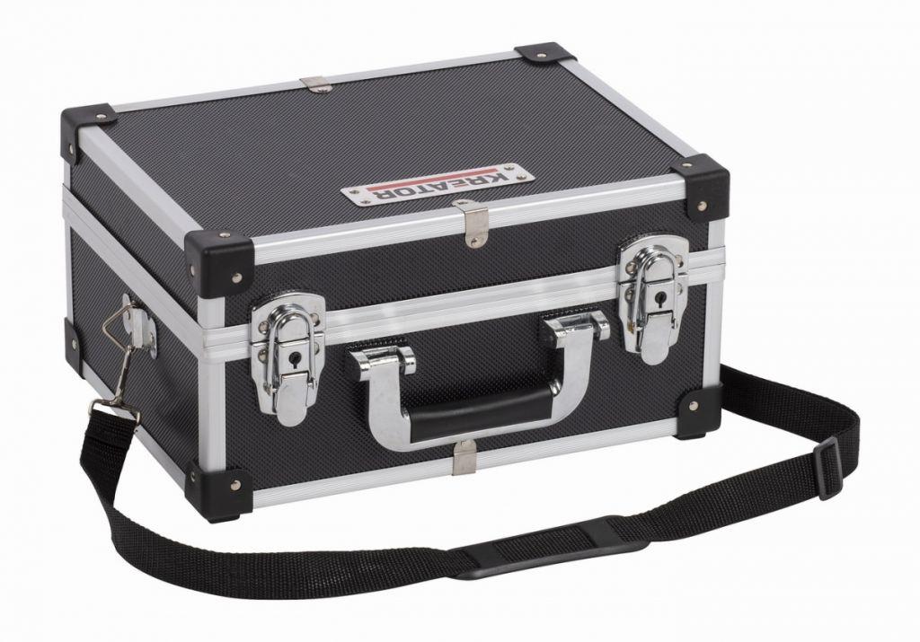 Kreator kufr na nářadí  - černý