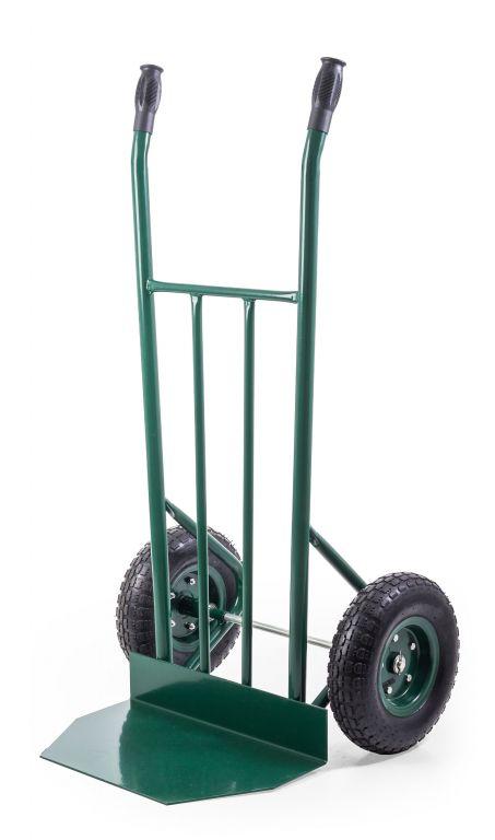 G21 zelený rudl  - 280 kg, nafukovací kola