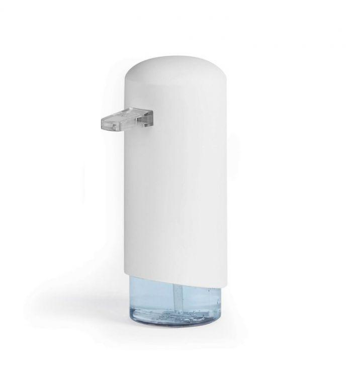 Dávkovač Compactor Clever mýdlové pěny, ABS + odolný PETG plast - bílý, 360 ml