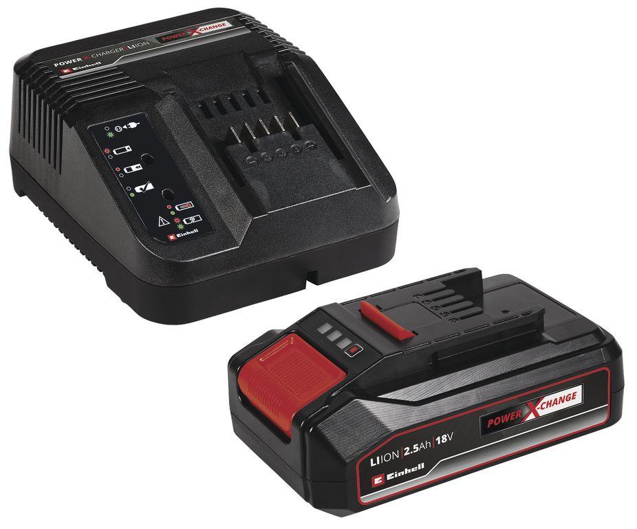 Sada Einhell Starter-Kit Power-X-Change 18 V, 2,5 Ah