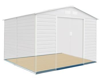WPC G21 podlaha pro domek GAH 1085, Cumaru