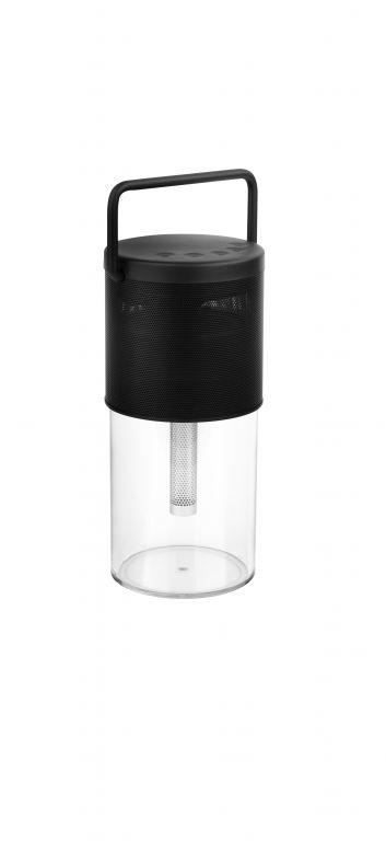 Svítidlo Nova Luce Jam přenosná lampa s reproduktorem