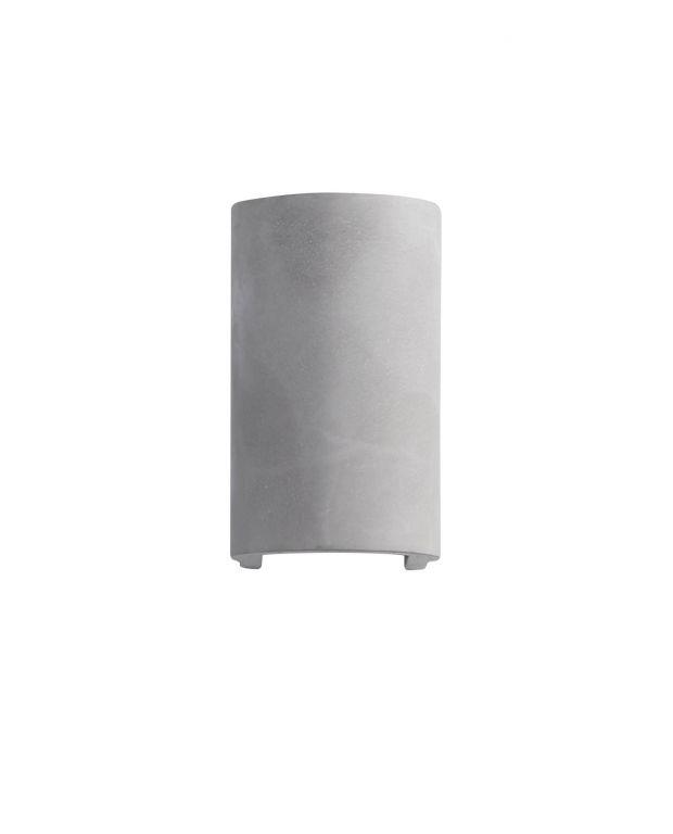 Svítidlo Nova Luce CADMO R WALL GREY 2 nástěnné, IP 65, 2x3 W