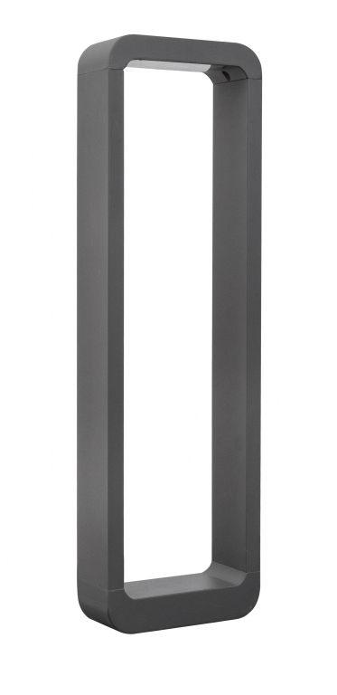 Osvětlení Nova Luce Ned Floor, šedé, 50 cm