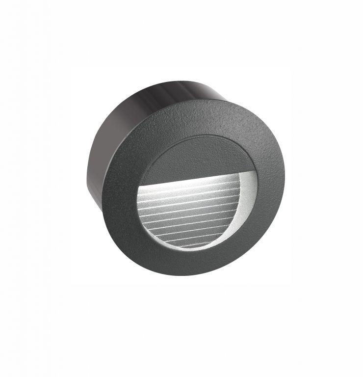 Schodišťové svítidlo Nova Luce KRYPTON, IP 54, 3 W