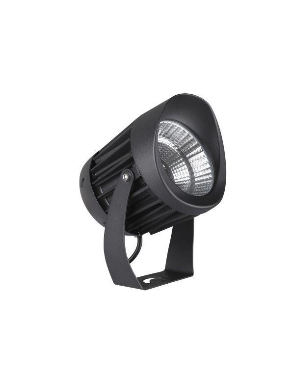 Reflektor Nova Luce černý, IP 65, 20 W