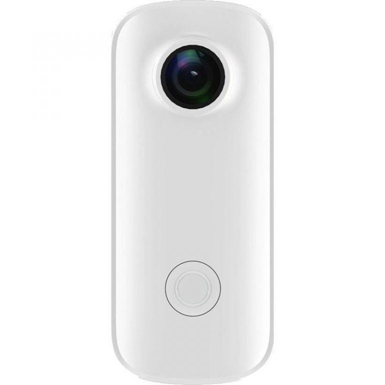 Kompaktní kamera SJCAM C100 - bílá