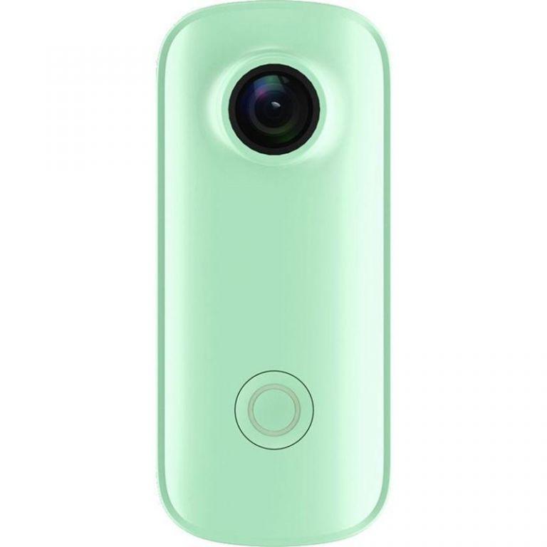 Kompaktní kamera SJCAM C100 - zelená