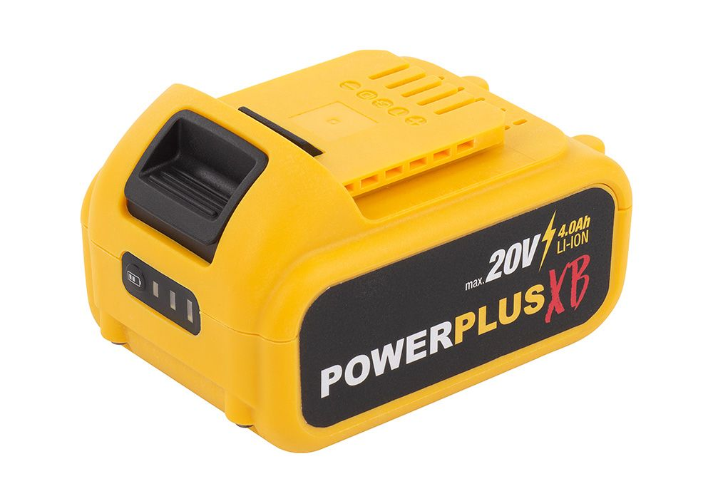 POWERPLUS POWXB90050 20V LI-ION 4,0Ah