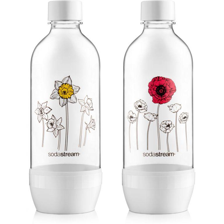 Láhev Sodastream JET 2 x 1l Květiny v zimě